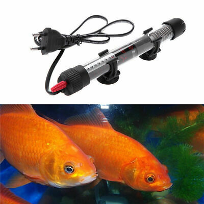 Thermostat 25W/50W/100W/200W/300W Aquarium Heater Submersible Tropical Fish Tank