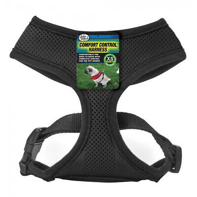 FOUR PAWS - Comfort Control Harness Large Black - 1 Harness