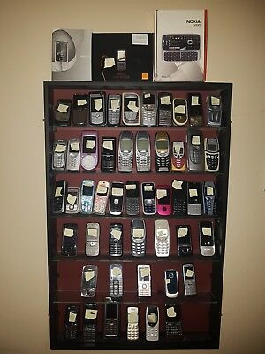 Nokia collection,Retro phones some  of them  rare to find