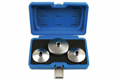 Laser Tools 7527 Oil Filter Wrench Set 3pc -Jaguar/Land Rover