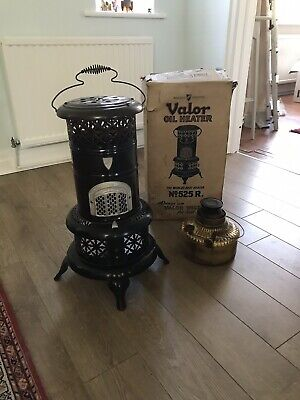 Vintage Valor Heater With Box No525R