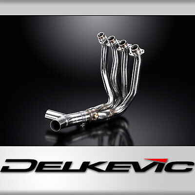Kawasaki Zzr1400 12-15 Decat 4-2 Stainless Downpipes Oem Compatible
