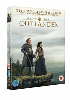 Outlander: Season Four [DVD]