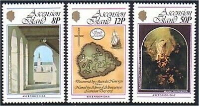 Ascension Island Discovery MNH ** (4)