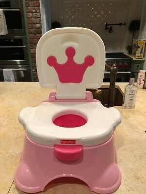 Sensational Fisher Price Kids Potty Training Seat Children Toddler Pabps2019 Chair Design Images Pabps2019Com