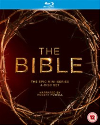 Diogo Morgado, Amber Rose R...-Bible: The Epic Miniserie (UK IMPORT) Blu-ray NEW