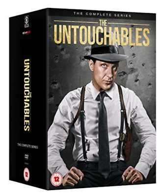 Untouchables Complete Series The (UK IMPORT) DVD NEW