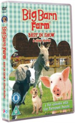 Big Barn Farm: Best in Show and Other Stories (UK IMPORT) DVD NEW