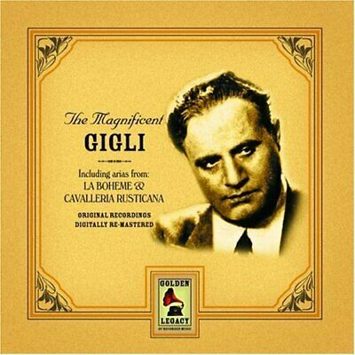 The Magnificent Gigli (UK IMPORT) CD NEW
