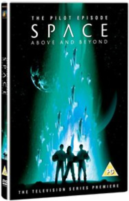 R. Lee Ermey, Morgan Weisser-Space - Above and Beyond: The P (UK IMPORT) DVD NEW