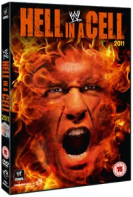 WWE: Hell in a Cell 2011 (UK IMPORT) DVD NEW