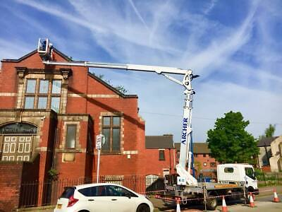 Cherry Picker - Access Platform Hire Manchester North West - 25m Multitelu
