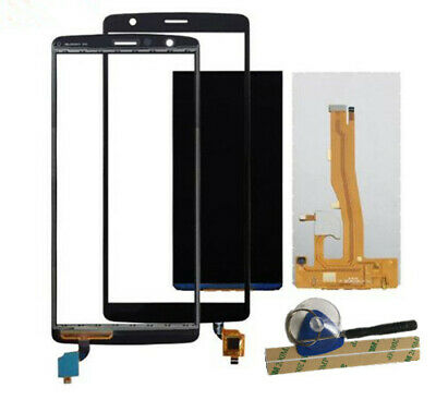 Vetro Touch Screen glass Digitizer / LCD Display per Blackview BV A20