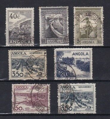 timbres angola stamps