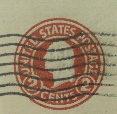 George Washington 2 Cent Red Stamp SUPERB CONDITION