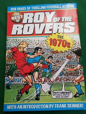 """The Best of Roy of the Rovers """"The 1970's"""" Paperback"""
