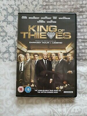 King Of Thieves - DVD - 2018