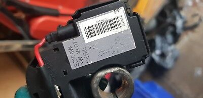 bmw e60 5 series Negative Battery Cable Minus Pole IBS