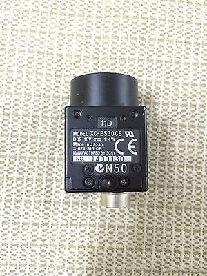 SONY industrial camera XC-ES30CE NEW and good