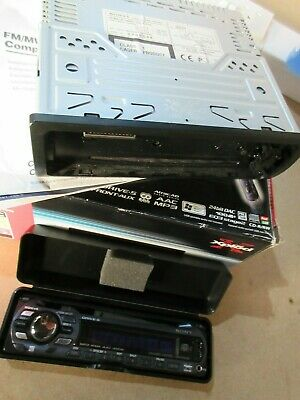 Sony CDX-GT414U Car CD Player with FM/MW/LW Radio (B51/02)