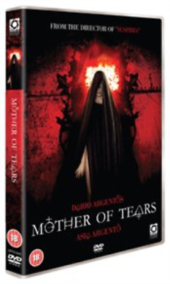 Asia Argento, Cristian Soli...-Mother of Tears (UK IMPORT) DVD NEW