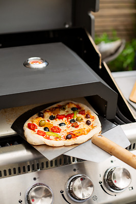 Pizza Oven Outdoor Portable Oven Stone Baked Gas Grill Pizza Oven BBQ Bread Oven