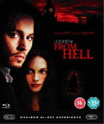 Lesley Sharp, Paul Rhys-From Hell (UK IMPORT) Blu-ray NEW