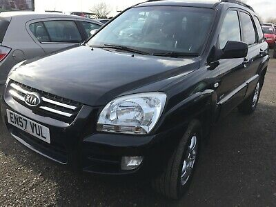 2008 Kia Sportage 2.0 Xs Manual - Leather, Sunroof, Alloys, 1F/owner, Very Clean