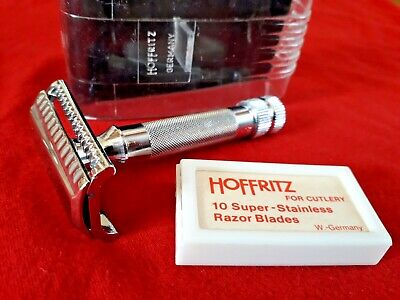 Hoffritz New York Vintage safety razor - Rasoir sureté ancien - Made in Germany