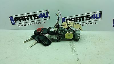 2004 Mazda Rx-8 2.6 Petrol Ignition Lock Key And Switch Gj6A66938A Rhd