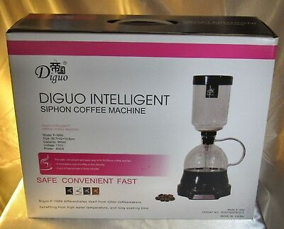 Diguo Electric Vacuum Coffee Maker Siphon Coffee / Tea Siphon Brewer CLOSE OUT!