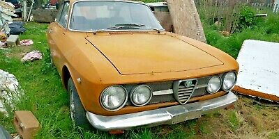 1970 Alfa Romeo GTV  1970 Alfa Romeo GTV 1750 with 16,536 Original Miles, One Owner