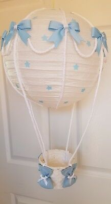 Hot Air Balloon Light Shade Looks Stunning In Nursery Baby ❤