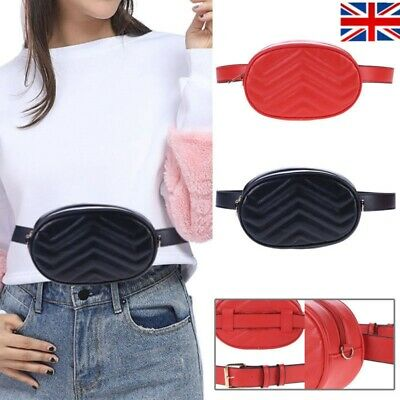 HOT Women's Travel Waist Fanny Pack Holiday Money Belt Wallet Mini Bum Bag Pouch