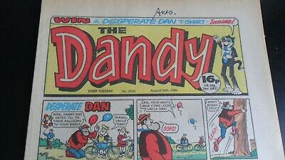 Dandy Comic 1986