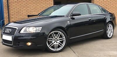 2008 (08) AUDI A6 2.7 TDI V6 LE MANS EDITION MANUAL FSH 180bhp 2 OWNER 1YEAR MOT