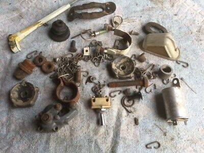 Lot De Pieces Citroen Ds 2Cv Hy