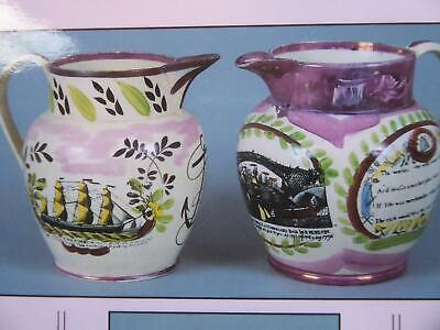 Collect Lustreware? Excellent Guide Book To Ages Styles Makers Dates & Rarities