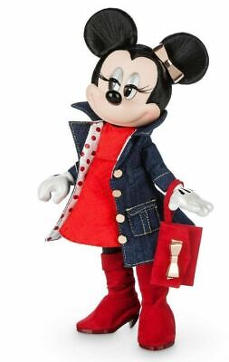 Disney Store 2019 Minnie Mouse Signature Collection Limited Edition Doll 1/4000