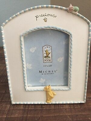 Michel & Company Disney Classic Winnie the Pooh Picture Frame