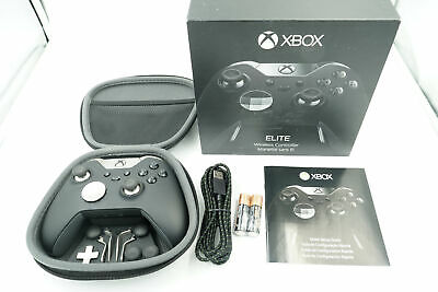 Microsoft Xbox One Elite Official Wireless Controller - Black HM3-00001
