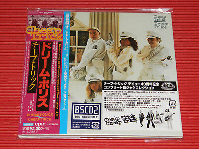 2017 CHEAP TRICK  Dream Police with Bonus Tracks JAPAN MINI LP Blu-spec CD