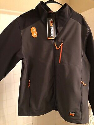 b35e1c350d2 NEW TIMBERLAND PRO Jacket Adult Extra Large Black Work Wear Worker ...