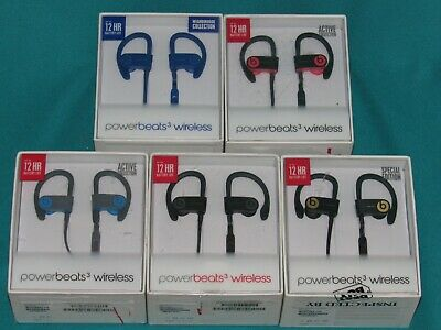 1895c01adf5 GENIUNE Beats by Dr. Dre Powerbeats 3 Wireless In Ear Headphones OPEN BOX