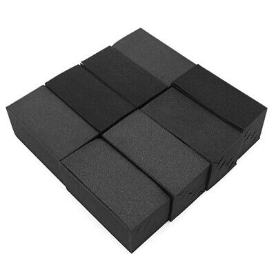Sound Absorption Foams Corner Acoustic Studio 12*11*24cm Panel Wedge Block Bass