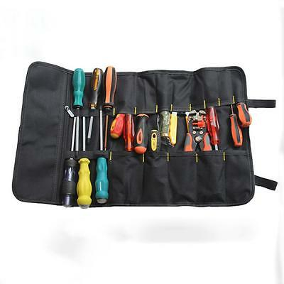 Multifunctional Oxford Roll Rolling Tool Utility Bag With Carrying Handles US