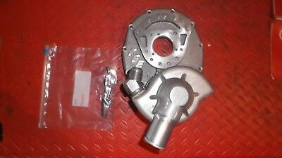 Sprint Car Race Car KSE SBC Water Pump and Front Cover