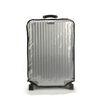 20''-30''Transparent Travel Luggage PVC Protector Suitcase Waterproof Cover