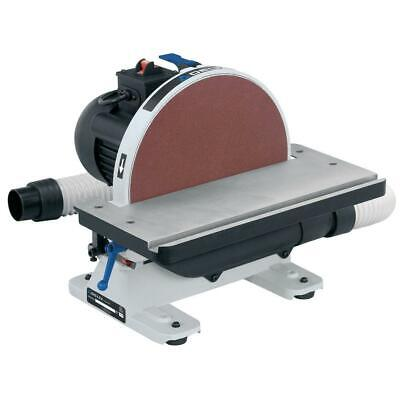 Delta Disc Sander Automatic Ball Bearing Detents Sturdy 1/2 HP 120Volt 12 in.