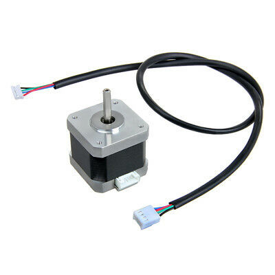 1pc Stepper motor Nema17 2 phase for 5mm pulley Prusa Mendel RepRap MakerBot